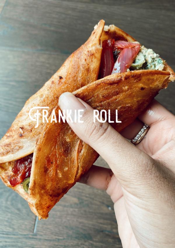 Aloo Frankie Roll