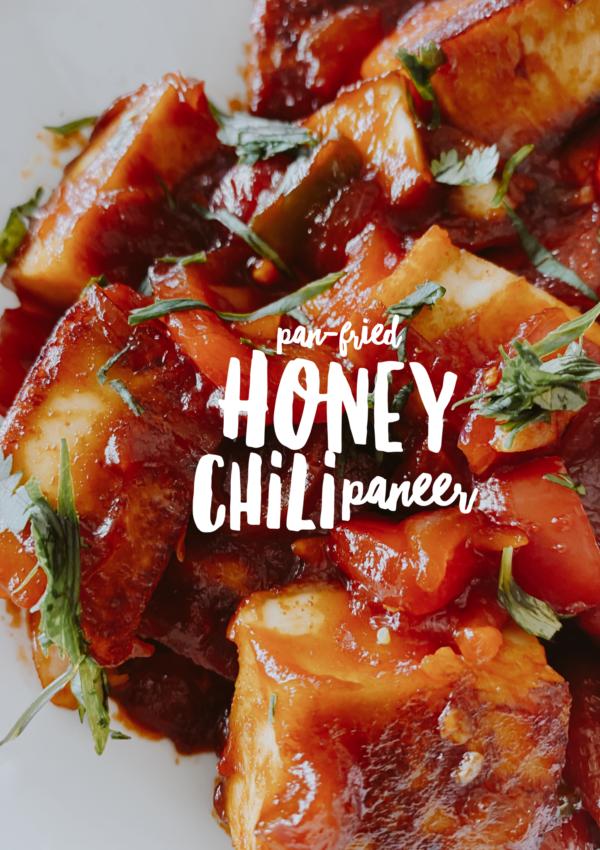 Honey Chili Paneer