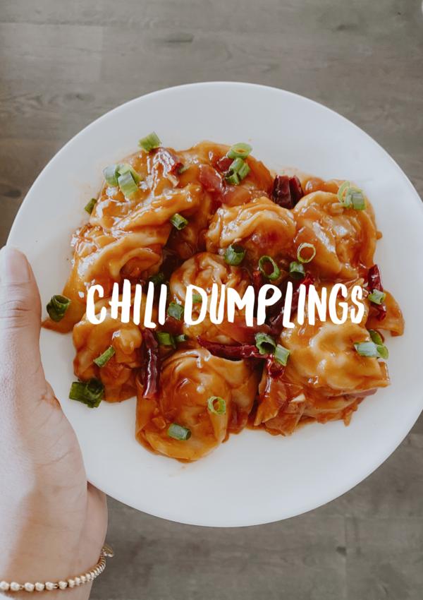 Chili Dumplings