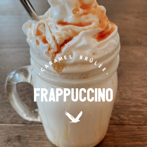 Caramel Brulee Frappuccino