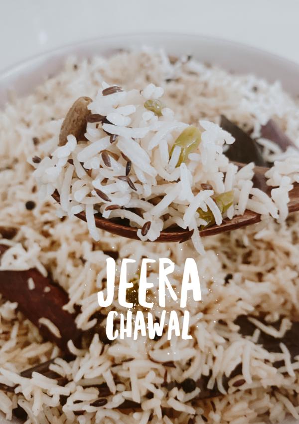 Jeera Chawal